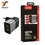 آداپتور شارژر الدینیو A2206 همراه با کابل USB